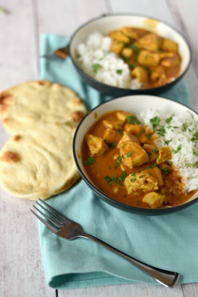 Meal Prep Chicken Tikka Masala