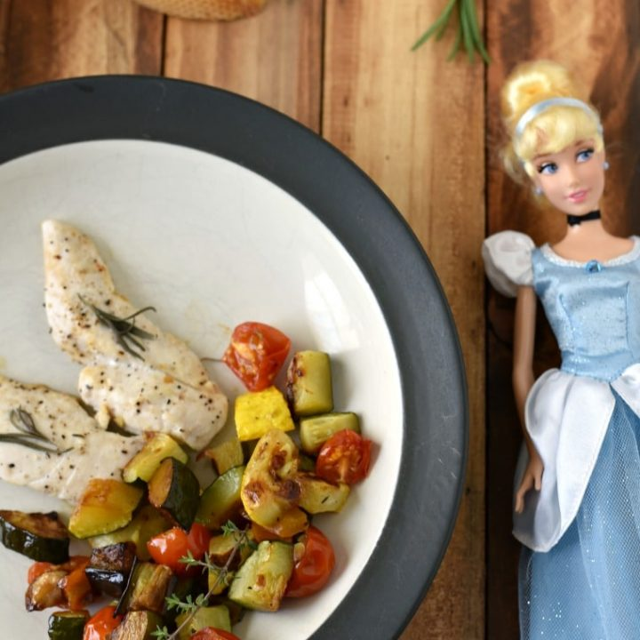 Eat Like A Princess Cinderella Recipe