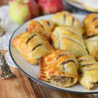 Scottish Sausage Rolls Recipe - Kid Friendly