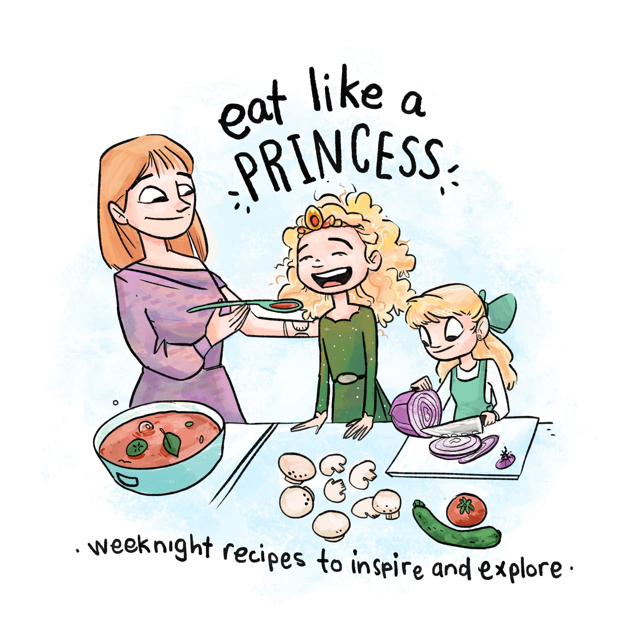 Eat Like A Princess Recipes