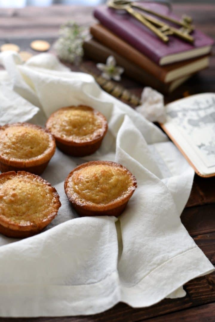 Beorns Honey Cakes The Hobbit Inspired Recipe