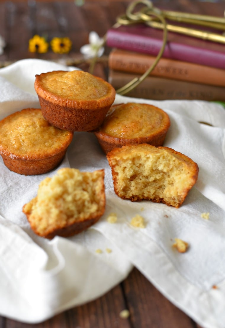 Easy Twice Baked Honey Cakes Recipe - sugar free
