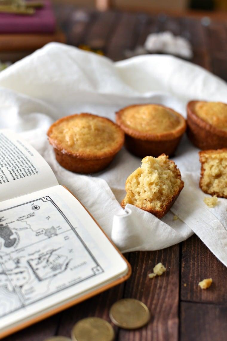 Hobbit Inspired Cake Recipe - Honey Cakes