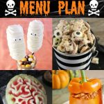 Spooky Halloween Party Meal Plan
