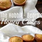 The Hobbit Inspired Recipe - Twice Baked Honey Cakes