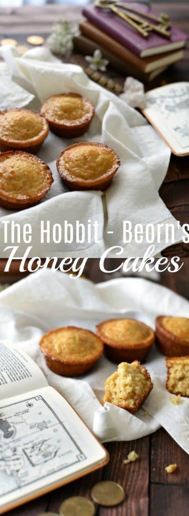 The Hobbit Inspired Recipe - Twice Baked Honey Cakes