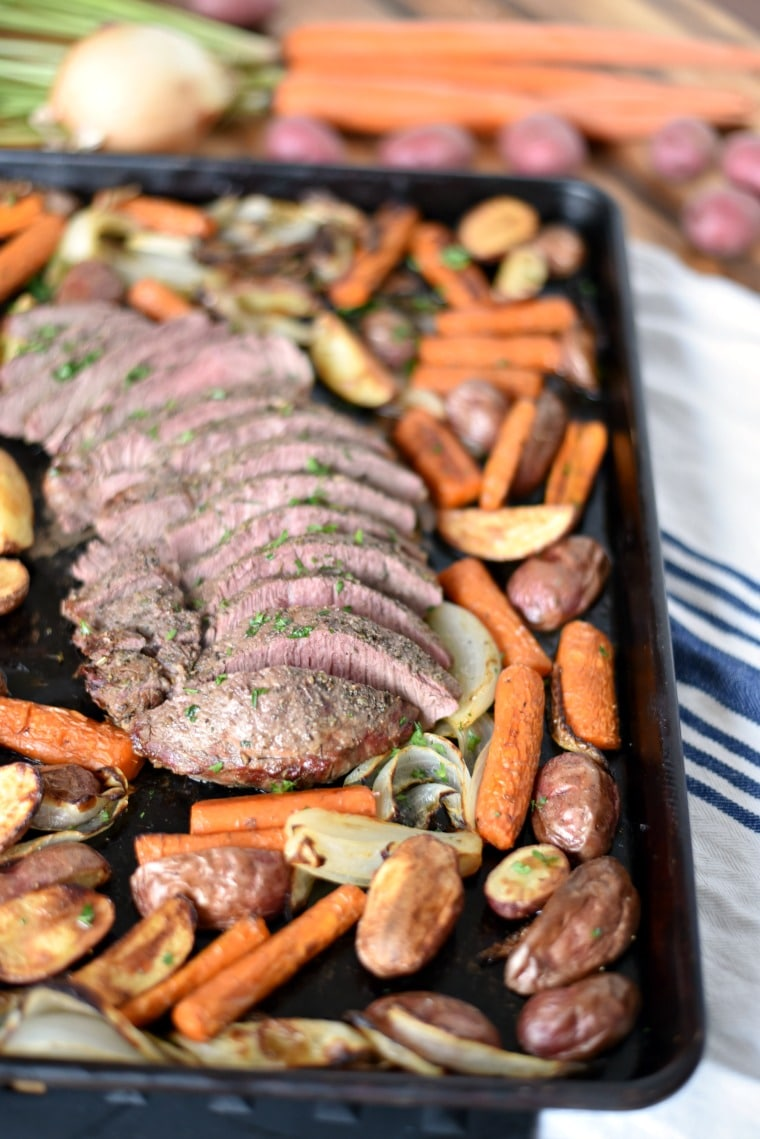 Top Sirloin Steak Oven Recipe