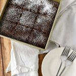 Colonial Gingerbread Cake Recipe