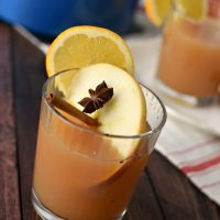 Traditional Apple Cider Wassail