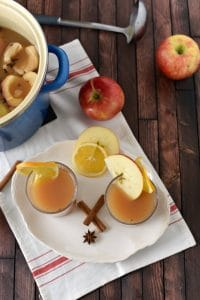 Spiced Apple Cider Wassail
