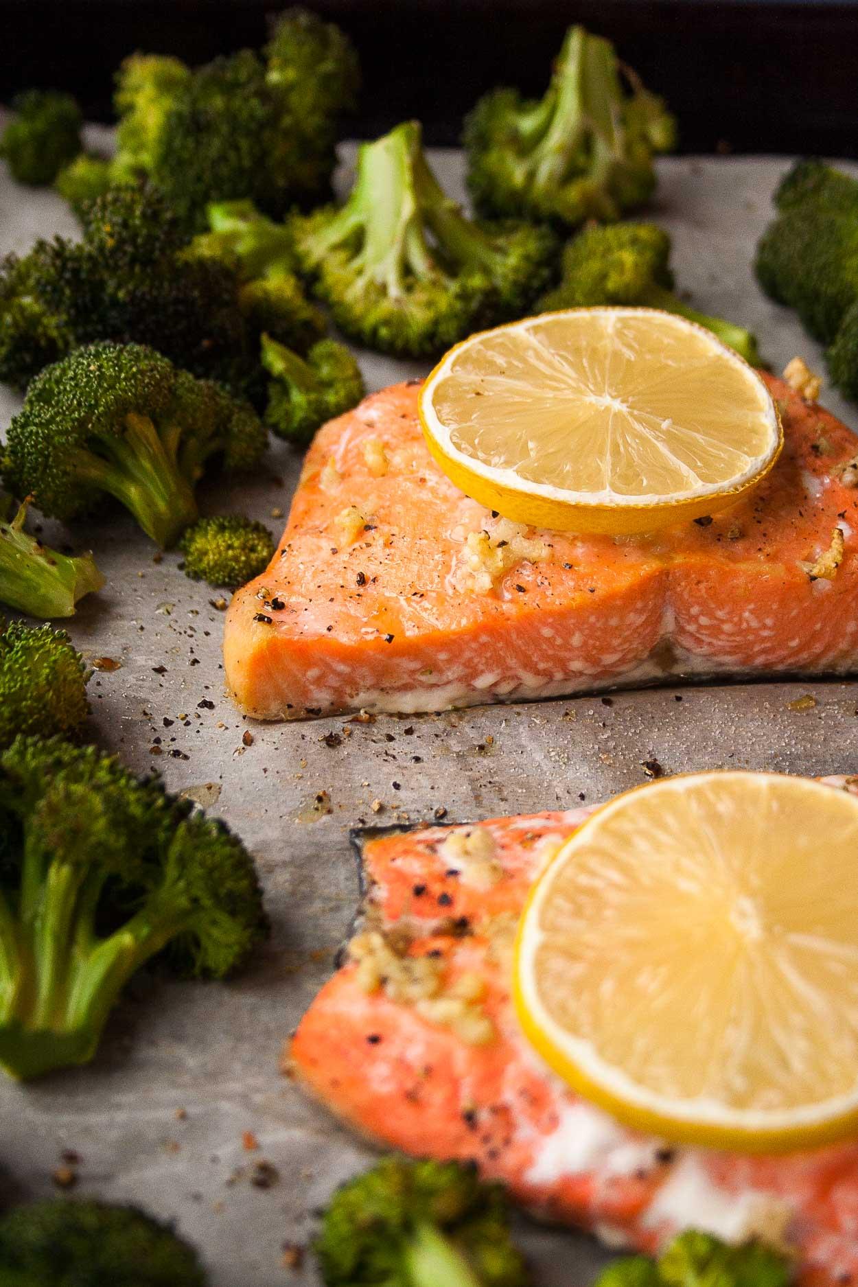 20 Minute Salmon Recipe
