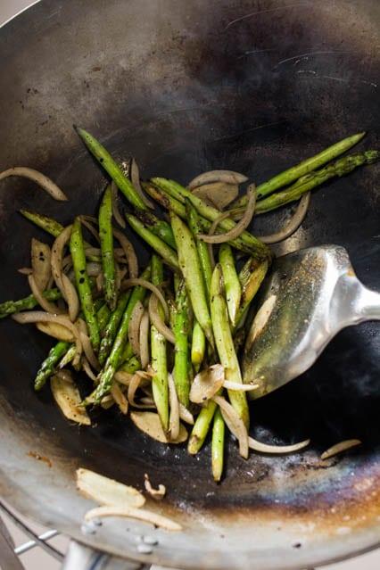 asparagus and shrimp recipe