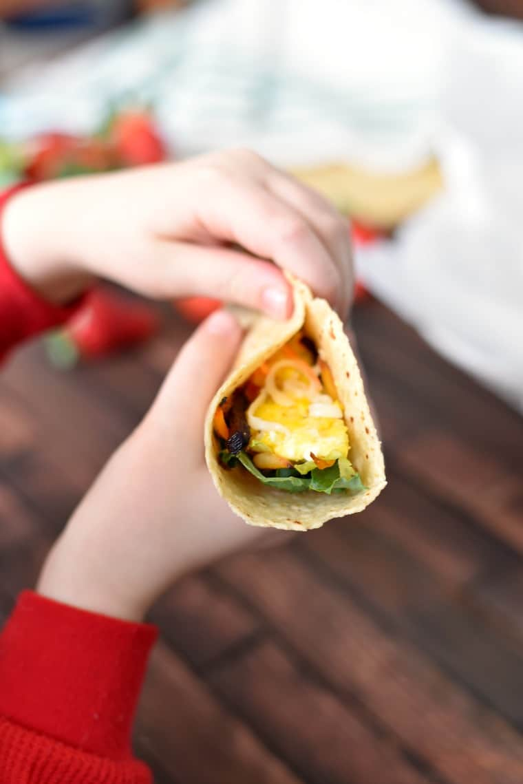 Kid Approved Tacos