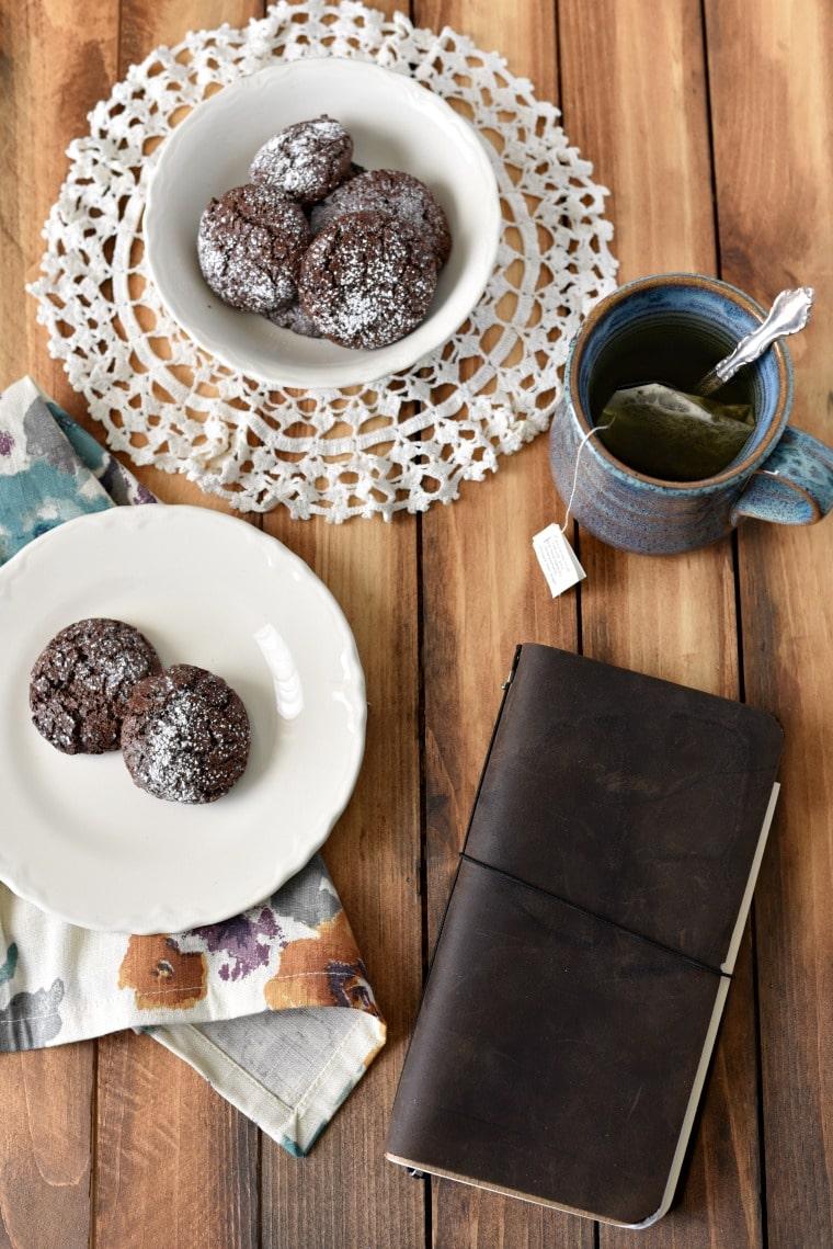 Chocolate Puffs Crisp recipe