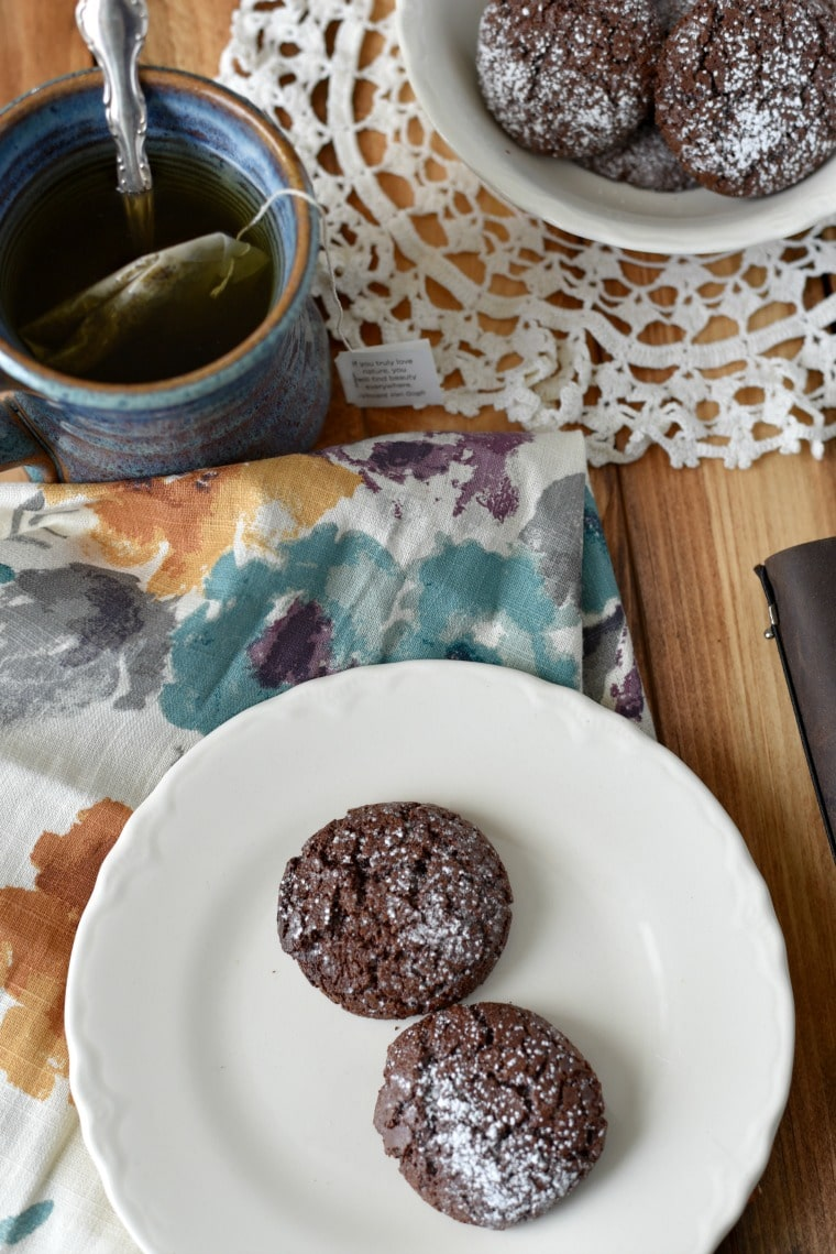 Hamilton Cookbook Chocolate Crisps Recipe