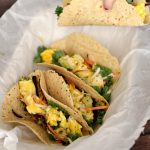 Kid Approved Breakfast Tacos
