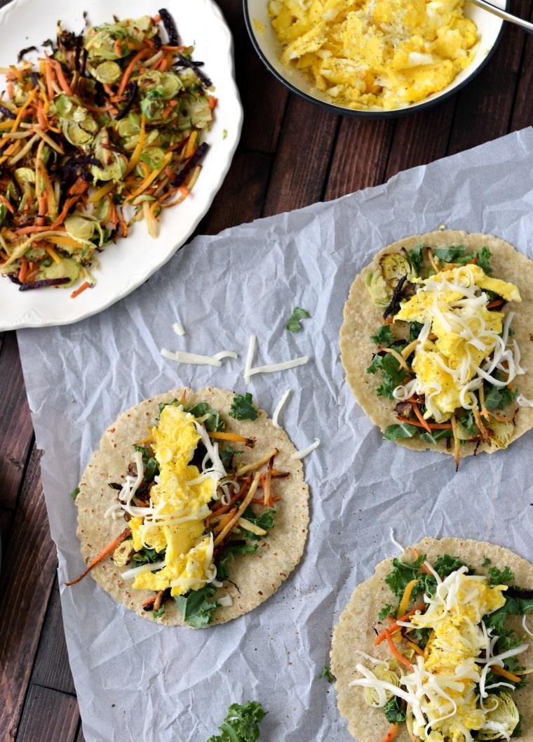 Roasted Vegetable Taco Filling Recipe