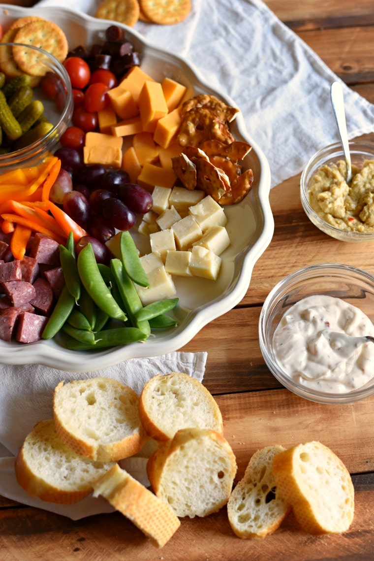 Family Cheese Tray