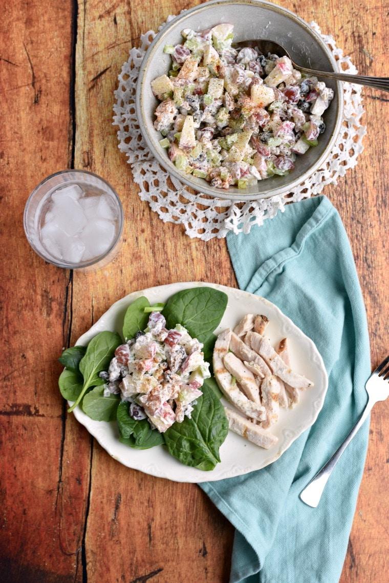 Classic 1920's Salad Recipe