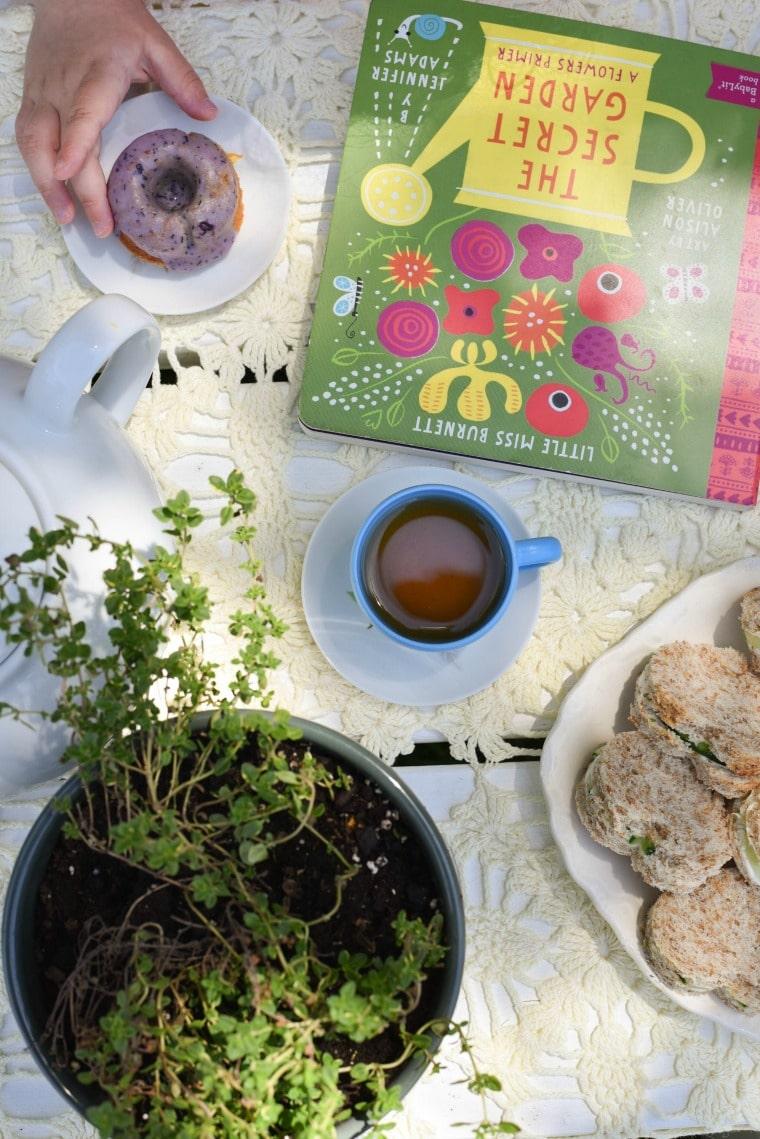 Secret Garden Tea Party
