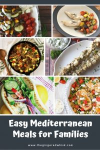 11 Easy Mediterranean Meals For Families