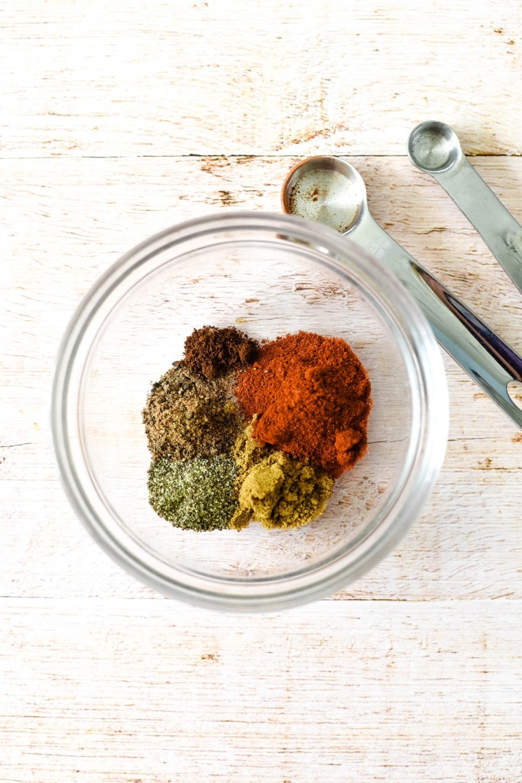 spice mix for beef pilau