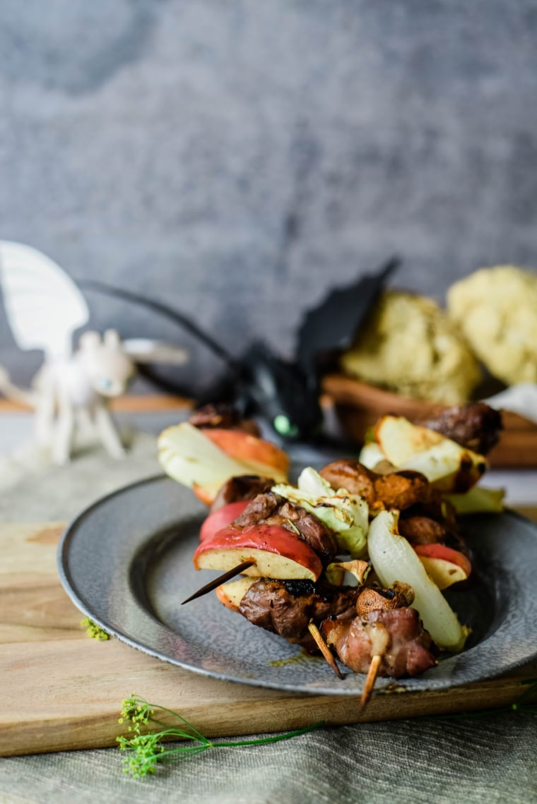 how to train your dragon lamb kebabs