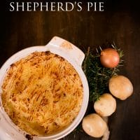 Shepherd's Pie | Harry Potter