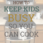 how to cook with kids at home image