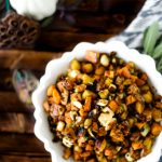 maple sage roasted vegetables