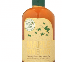 Maple Vinegar Naturally Fermented Vermont Sap