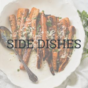 Kid Friendly Side Dishes