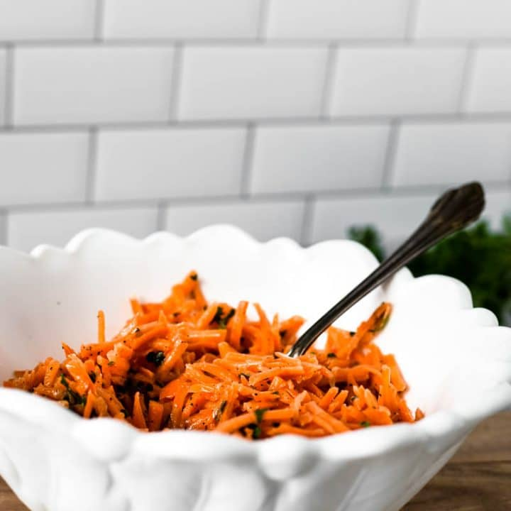 French Carrot Salad Recipe