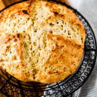 Sourdough Irish Soda Bread