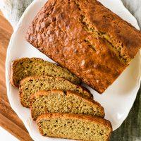The Best Sourdough Banana Bread Recipe