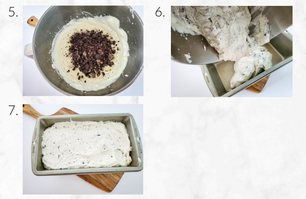 images showing mixing ice cream